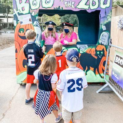 I ❤️ ATLANTA || Boo at the Zoo (Zoo Atlanta)