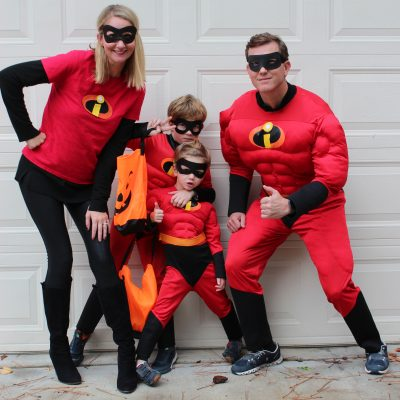 Halloween 2019 || Our Family Costume
