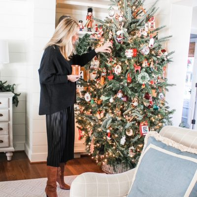 20 Minute Organizing || Christmas Ornament Storage