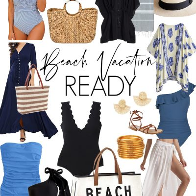 Beach Vacation Ready! || Swimsuit Looks For Every Budget