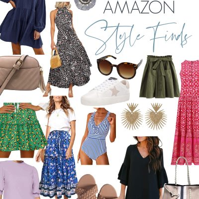 Let's Go Shopping || Amazing Amazon Style Finds (all under $40)