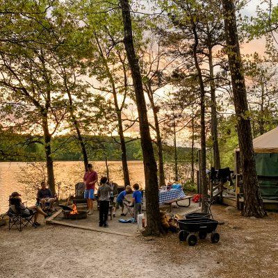 I ❤️ ATLANTA || Our Family Yurt Glamping Adventure