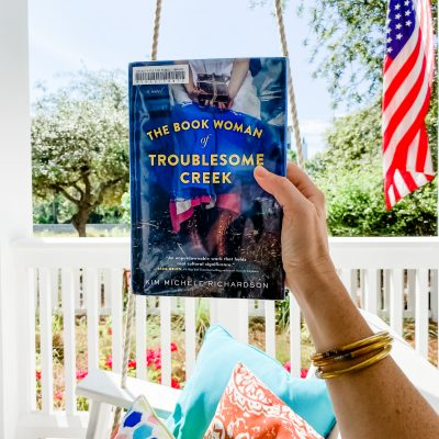 What I'm Reading || The Book Woman of Troublesome Creek