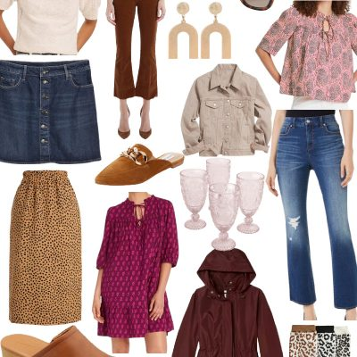 Let's Go Shopping || Early Fall Faves & Finds