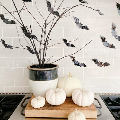 Easiest Haunted Kitchen. Ever.